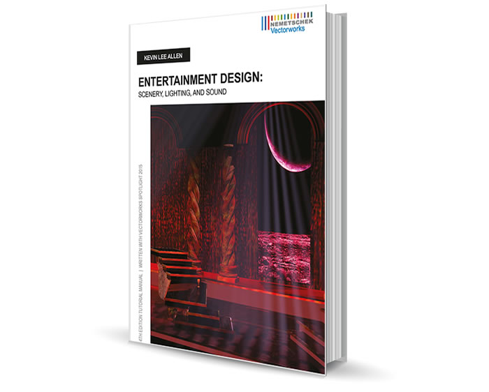Entertainment design scenery lighting and sound with
